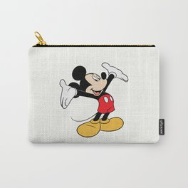 Cute Mickey Mouse Carry-All Pouch