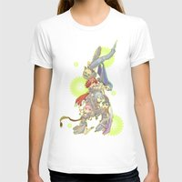 saga T-shirts featuring Digital Devil Saga by Ashley Reichgelt