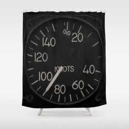 90 Knots Shower Curtain