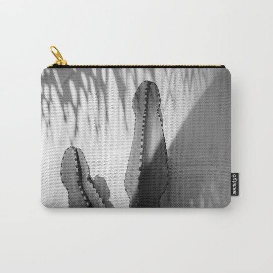 Monochrome SoCal Shadows Carry-All Pouch
