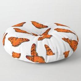 Jamaica Butterfly Floor Pillow