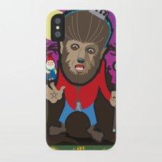King of Pentacles Slim Case iPhone X