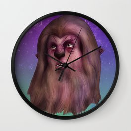 M83: Werewolf Wall Clock