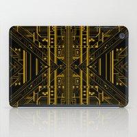 da vinci iPad Cases featuring Da Vinci Code by CYRUSCOPE