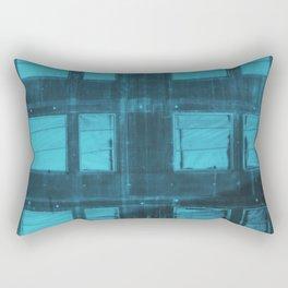 Somewhere behind a window Rectangular Pillow