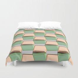 Wild Tiled Duvet Cover
