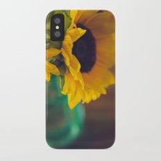 Summer's End iPhone X Slim Case