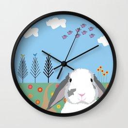 Jokke, The Rabbit Wall Clock