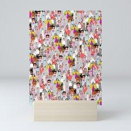 Bjork-A-thon Mini Art Print