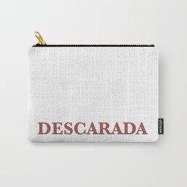 descarada peach Carry-All Pouch