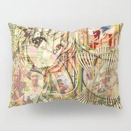 Jeune fille de joie usine (Factory girl joy) (2) Pillow Sham