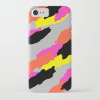 mars iPhone & iPod Cases featuring Mars by Tyler Spangler
