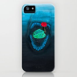 Lost But Not Forgotten iPhone Case