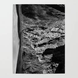 Cross Fissures Poster