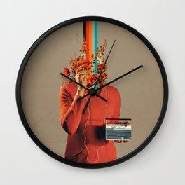 Musicolor Wall Clock