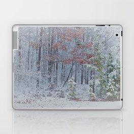 Peeking Through with Icarus Filter Laptop & iPad Skin