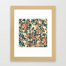 CAMO01 Framed Art Print