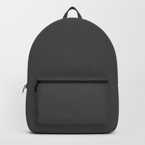 Simply Dark Gray Backpack