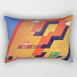 / - / Rectangular Pillow