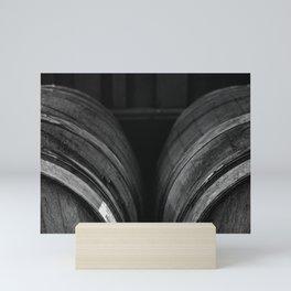 Barrels Mini Art Print