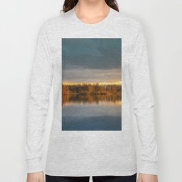 Nature lake 88471 Laupheim - Germany Long Sleeve T-shirt
