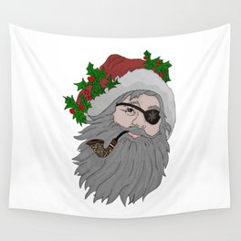 Sailor Claus Wall Tapestry