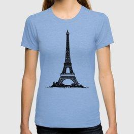 Eifffel Tower Paris T-shirt