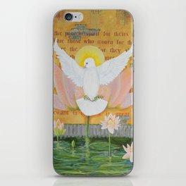 """Rejoice"" iPhone Skin"