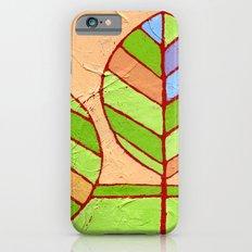 Spring Leaves iPhone 6s Slim Case