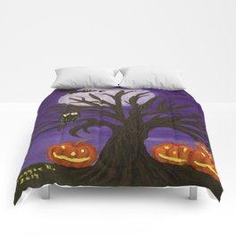 Halloween-2 Comforters