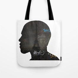 niggas in paris Tote Bag
