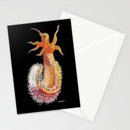 Pompeii worm Stationery Cards