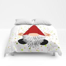 Santa - Gnome Comforters