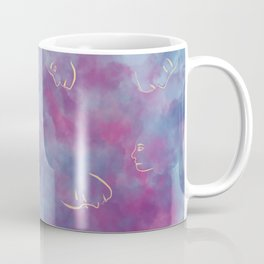 Hidden faces Coffee Mug