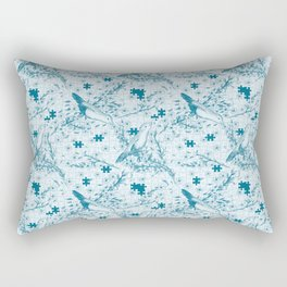 Solving Nature Rectangular Pillow