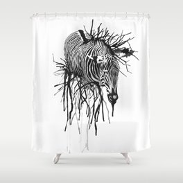 Dissolve Shower Curtain