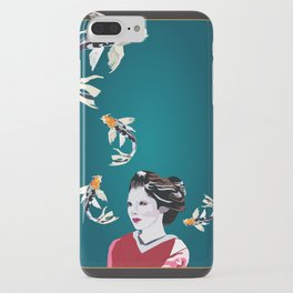 Koi's in and out of my Mind iPhone Case