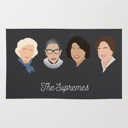 The Supremes Rug