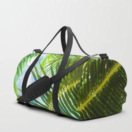 Aloha Lāhainā Palms Maui Hawaii Duffle Bag