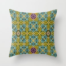 Petits Fours 3B 1x2 6 NW Throw Pillow