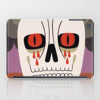 fear iPad Cases featuring Fear by Jack Teagle