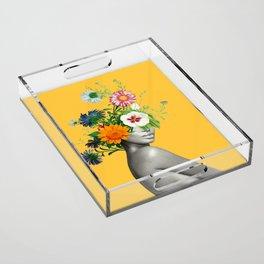 Bloom 5 Acrylic Tray