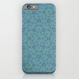 Winter Colors 0001b iPhone Case