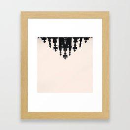 .milanowhere trilogy. Framed Art Print