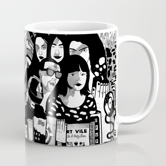 Sound & Vision: 2013 in Music by Steven Fiche Mug