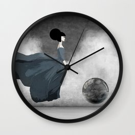 Not of this world Wall Clock