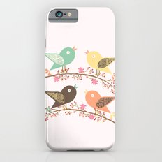 Four birds iPhone 6s Slim Case