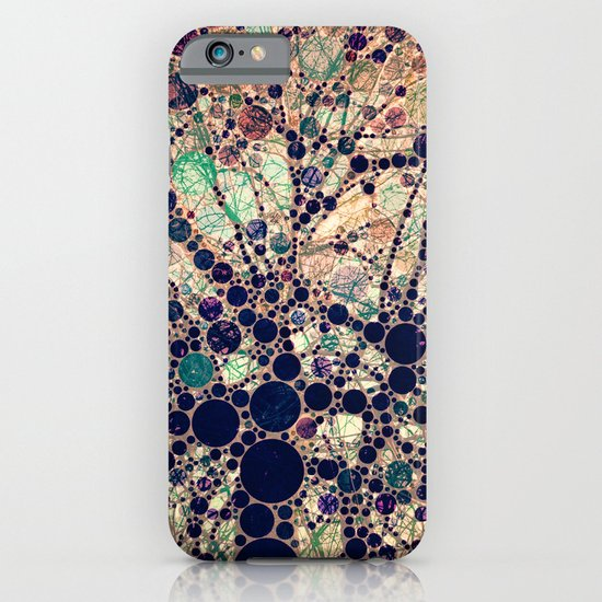 Colorful tree loves you and me. iPhone & iPod Case