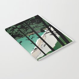Cape Disappointment Notebook
