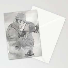 Here's Lookin' at You, Korra Stationery Cards